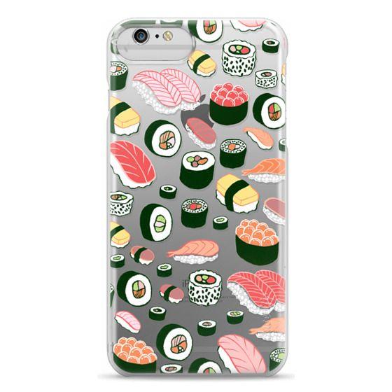 iPhone 6 Plus Cases - Sushi Fun!