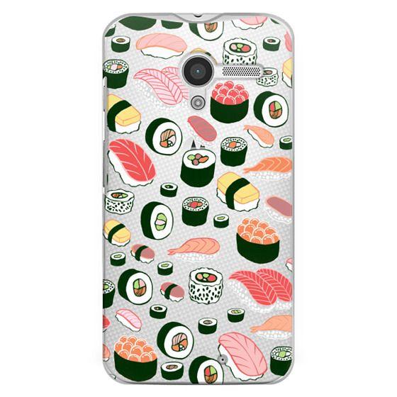 Moto X Cases - Sushi Fun!