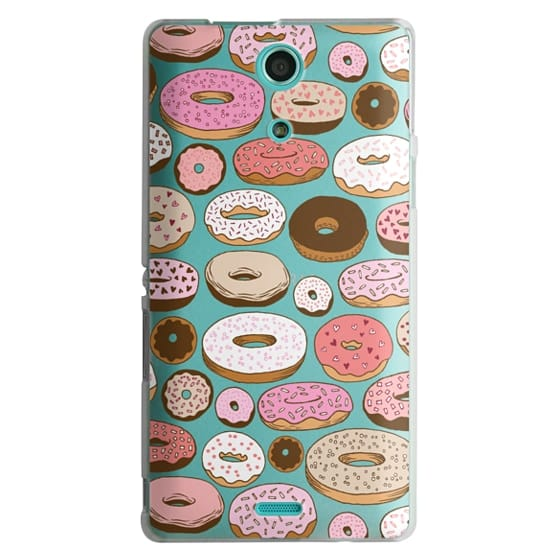 Sony Zr Cases - Donuts Forever
