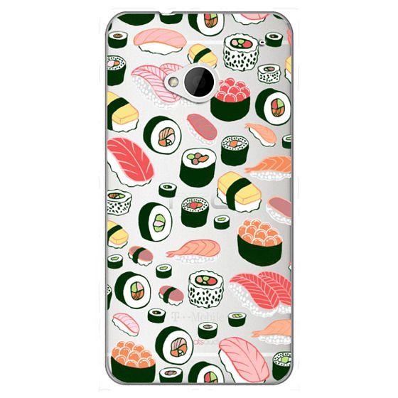 Htc One Cases - Sushi Fun!