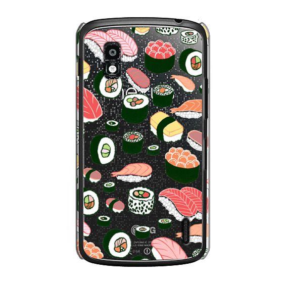 Nexus 4 Cases - Sushi Fun!