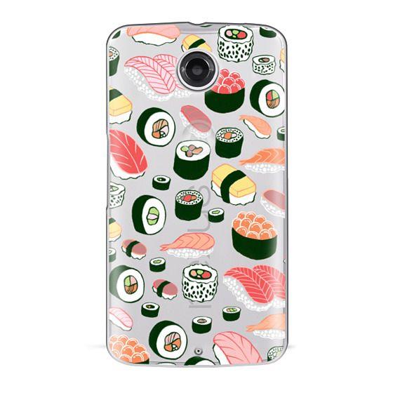 Nexus 6 Cases - Sushi Fun!