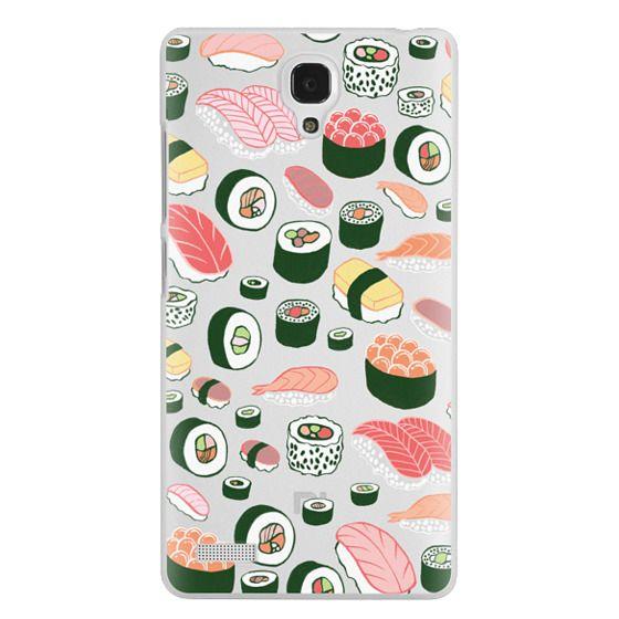 Redmi Note Cases - Sushi Fun!