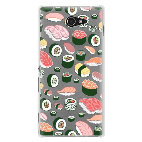 Sony M2 Cases - Sushi Fun!