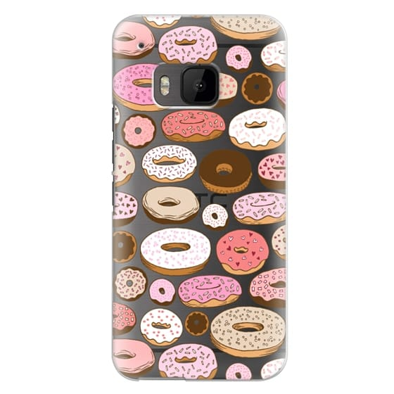 Htc One M9 Cases - Donuts Forever