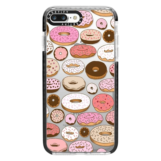 iPhone 7 Plus Cases - Donuts Forever