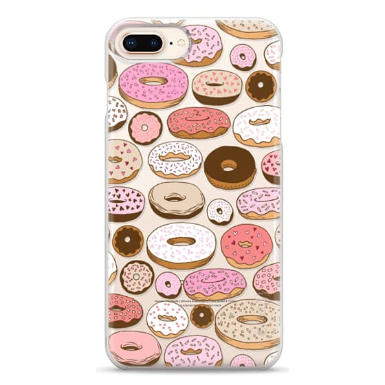 iPhone 8 Plus Cases - Donuts Forever