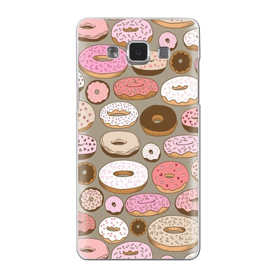 Samsung Galaxy A5 Cases - Donuts Forever