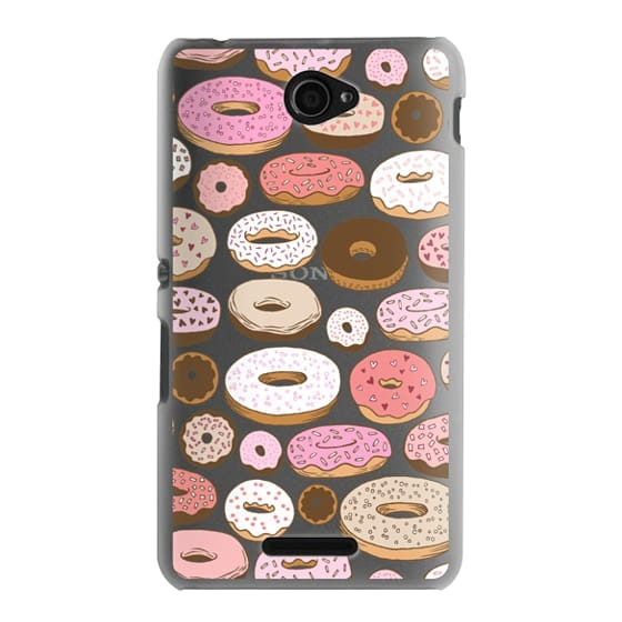 Sony E4 Cases - Donuts Forever