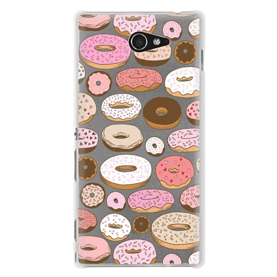 Sony M2 Cases - Donuts Forever
