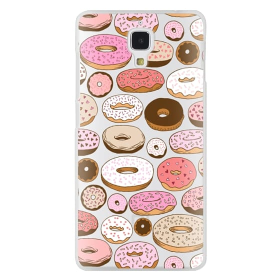 Xiaomi 4 Cases - Donuts Forever