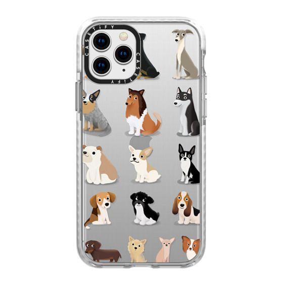 iPhone 11 Pro Cases - Dog Overload