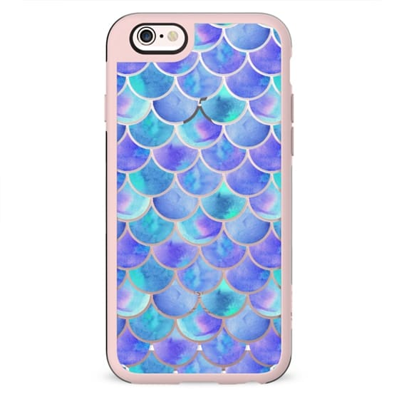 iridescent scales of a mermaid