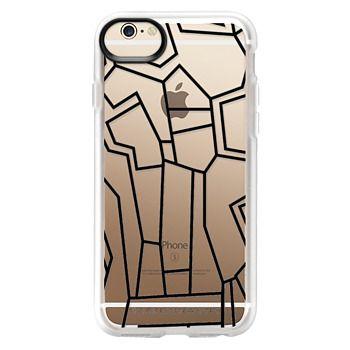 Grip iPhone 6 Case - Harrison Wong - Art Brut 03