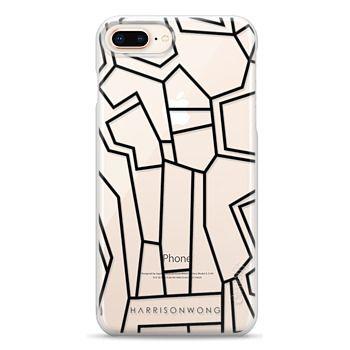Snap iPhone 8 Plus Case - Harrison Wong - Art Brut 03