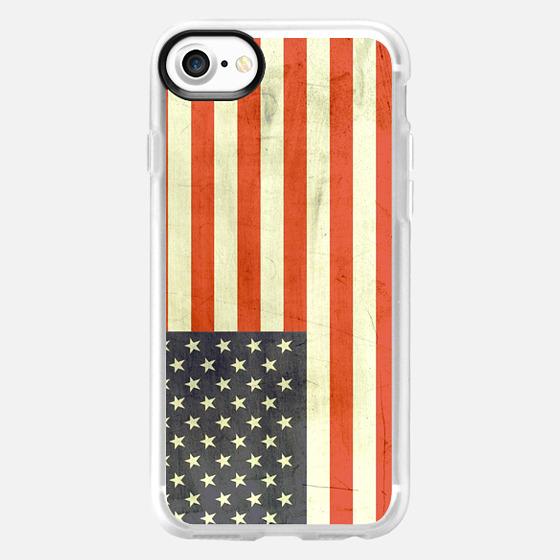 United States of america usa flag -