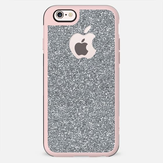 Sparkling for iPhone Transparent case - New Standard Case
