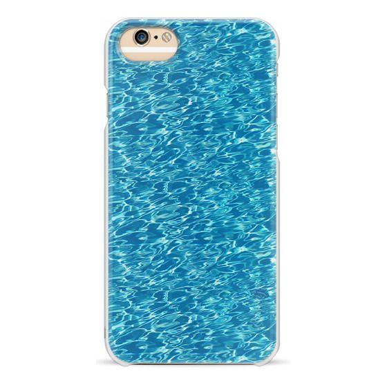 Impact iPhone 7 Case - Water swimming pool
