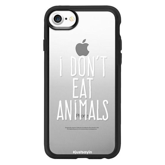 iPhone 7 Plus Cases - I don't eat animals