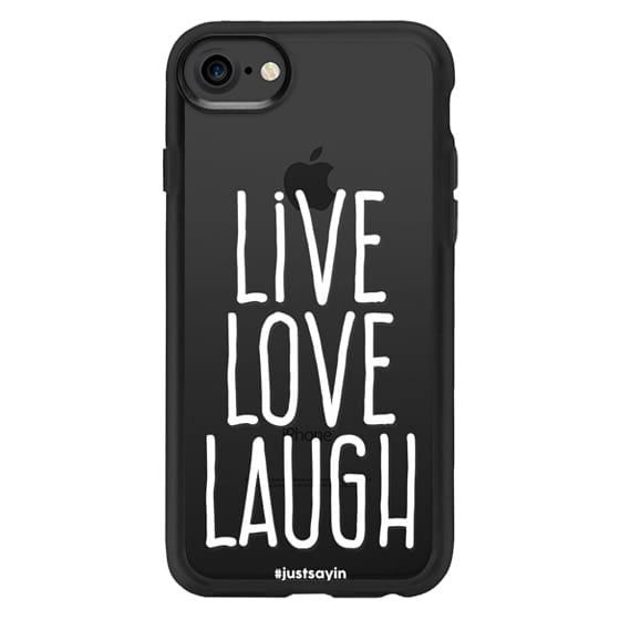 iPhone 7 Plus Cases - Live love laugh