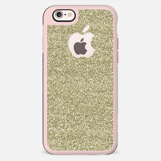 Sparkling for iPhone Transparent case - New Standard Case