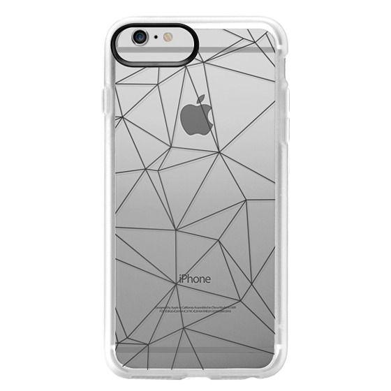 iPhone 6 Plus Cases - Geometric lines