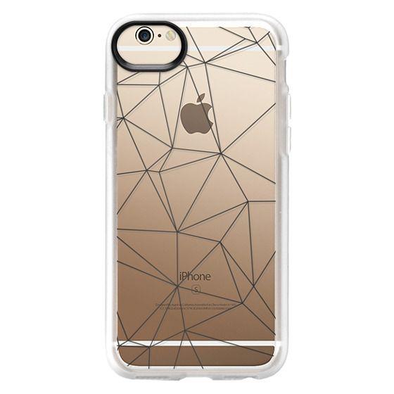 iPhone 6 Cases - Geometric lines