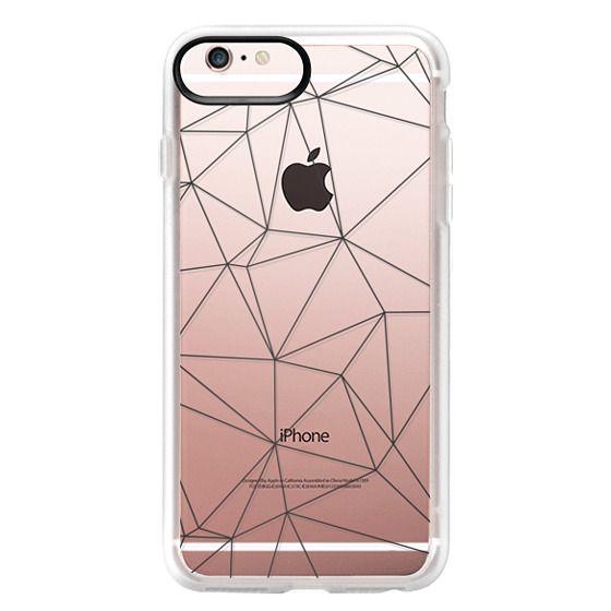 iPhone 6s Plus Cases - Geometric lines