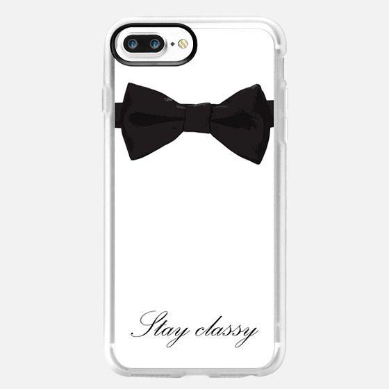 Stay classy Bow Tie -