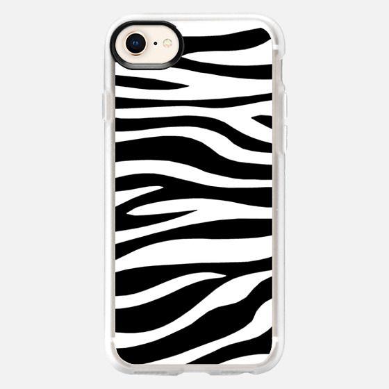Zebra - Snap Case