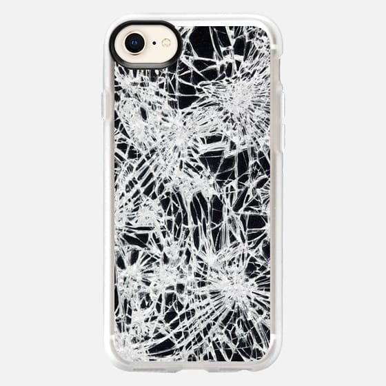 Broken glass - Snap Case