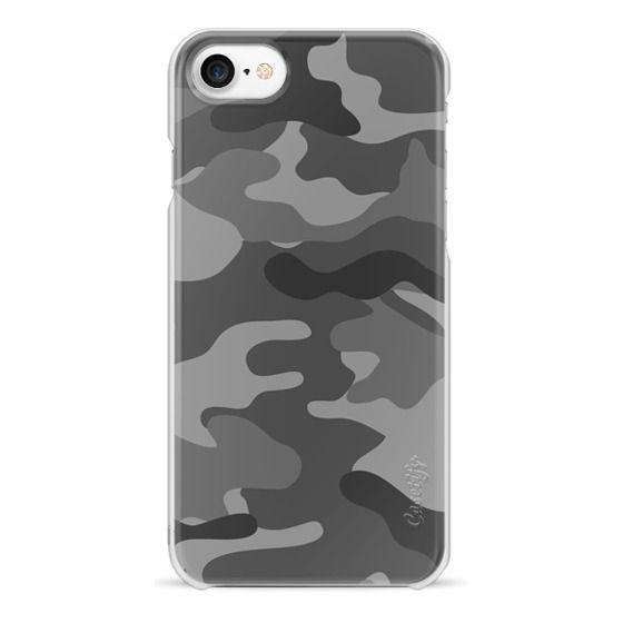 iPhone 7 Cases - Camo grey