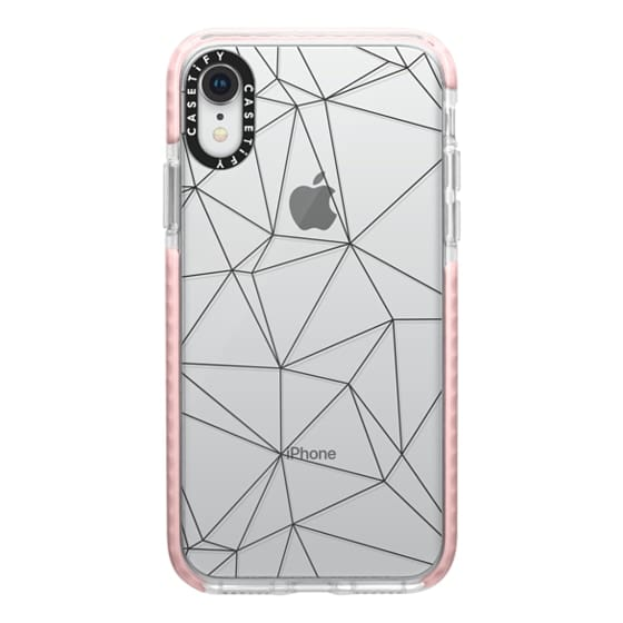 iPhone XR Cases - Geometric lines