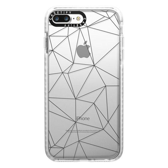 iPhone 7 Plus Cases - Geometric lines