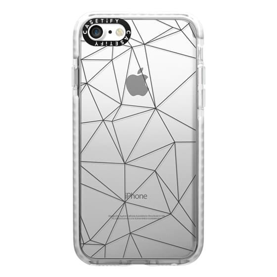 iPhone 7 Cases - Geometric lines