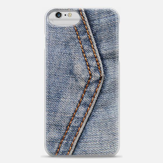 Casetify iPhone 7 Plus/7/6 Plus/6/5/5s/5c Case - Jeans Po...