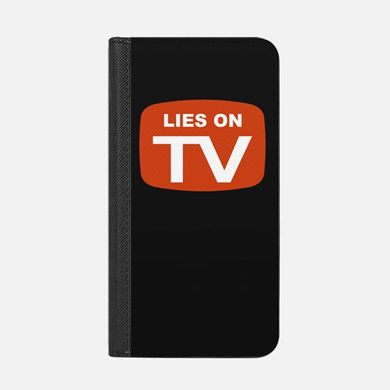 Casetify iPhone 7 Plus/7/6 Plus/6/5/5s/5c Case - LIES ON TV