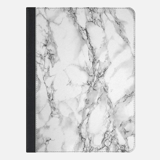 "iPad Pro 9.7"" Case - White marble"
