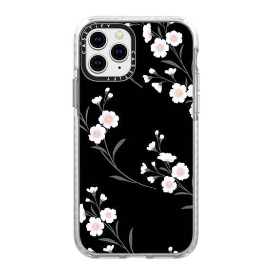 iPhone 11 Pro Cases - Japanese flowers