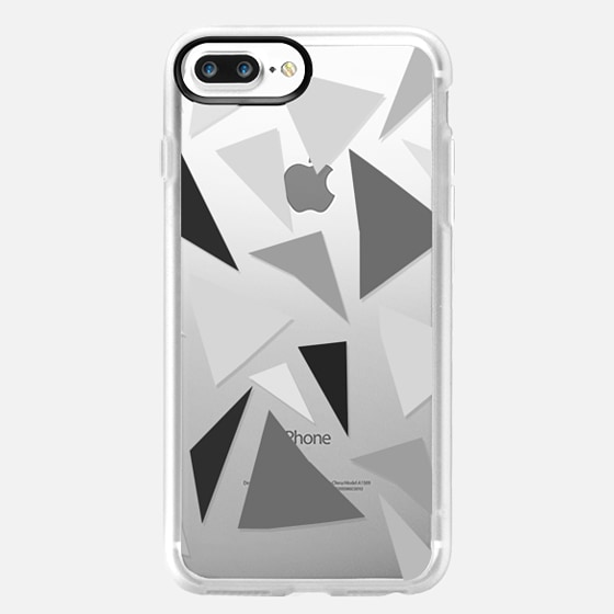 Abstraction Grey - Classic Grip Case