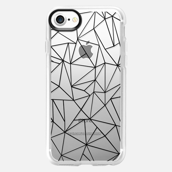 Abstraction Outline Transparent -