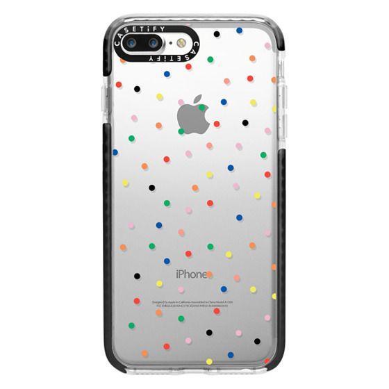 iPhone 7 Plus Cases - Candy Transparent