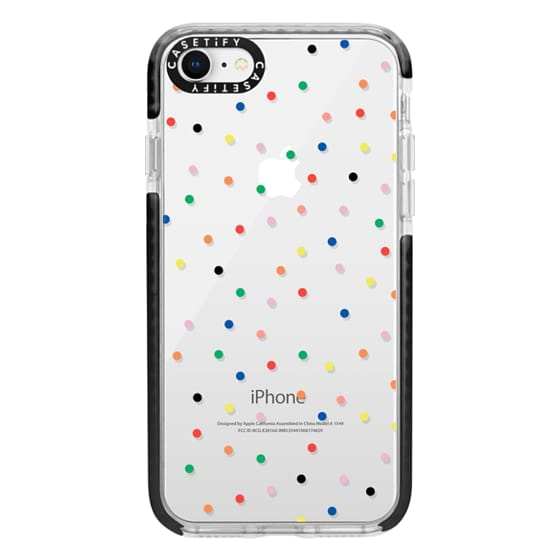 iPhone 8 Cases - Candy Transparent
