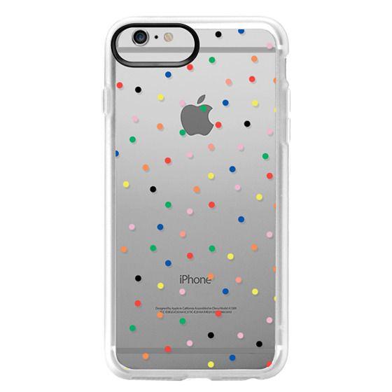 iPhone 6 Plus Cases - Candy Transparent