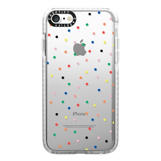 iPhone 7 Cases - Candy Transparent