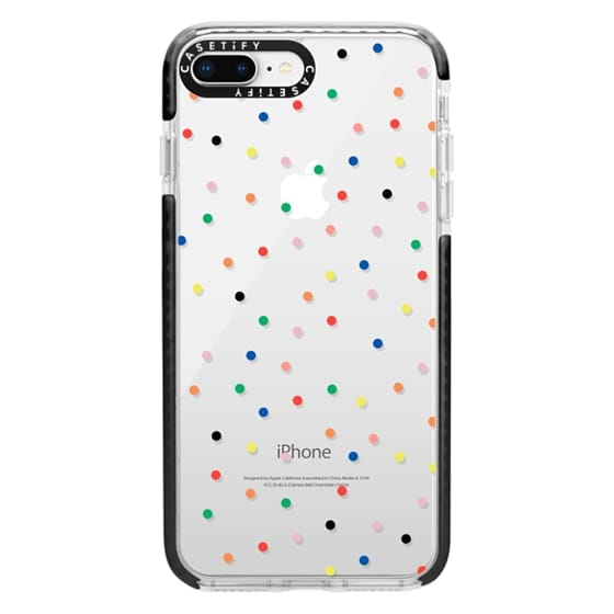 iPhone 8 Plus Cases - Candy Transparent