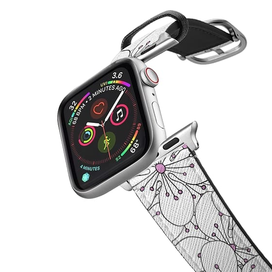 Apple Watch 38mm Bands - Cherry Blossom Pink Watch