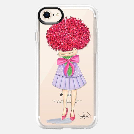 Valentine Day Flowers - Snap Case