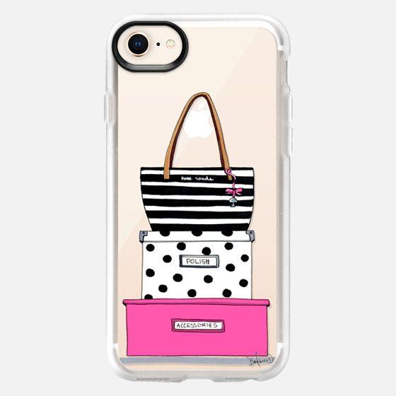 Kate spade boxes fashion accessories purse - Snap Case