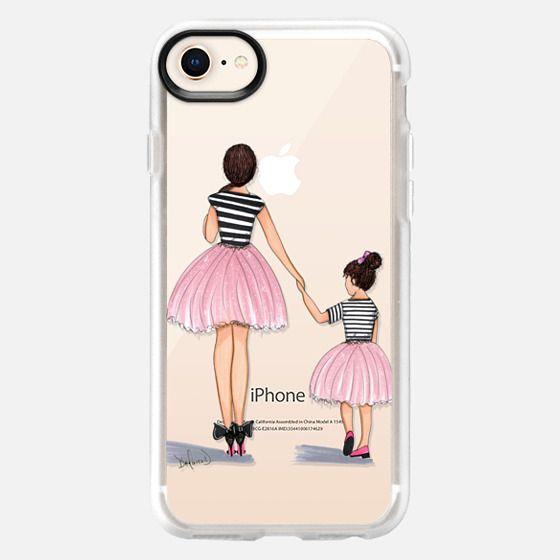 Mother Daughter ballerinas - Snap Case